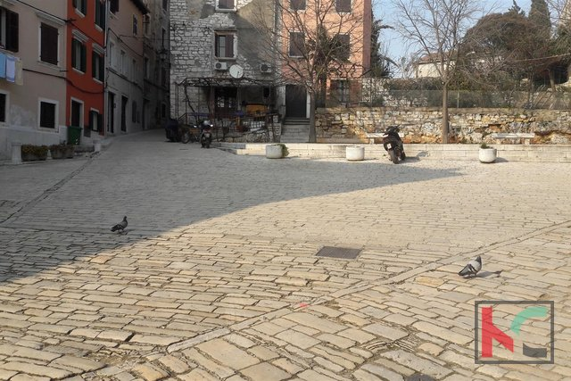 Rovinj, center two bedroom apartment and studio on the first floor