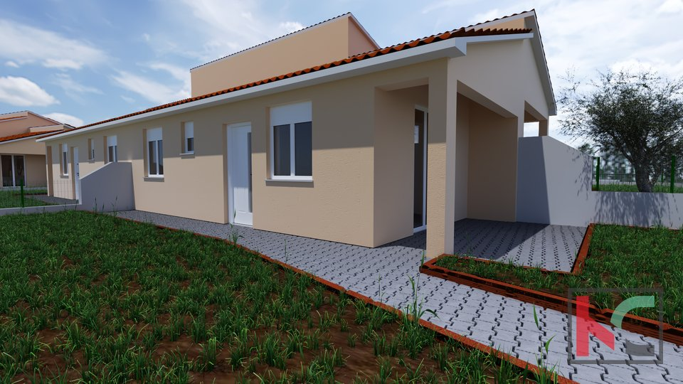 Haus, 36 m2, Verkauf, Vodnjan - Barbariga