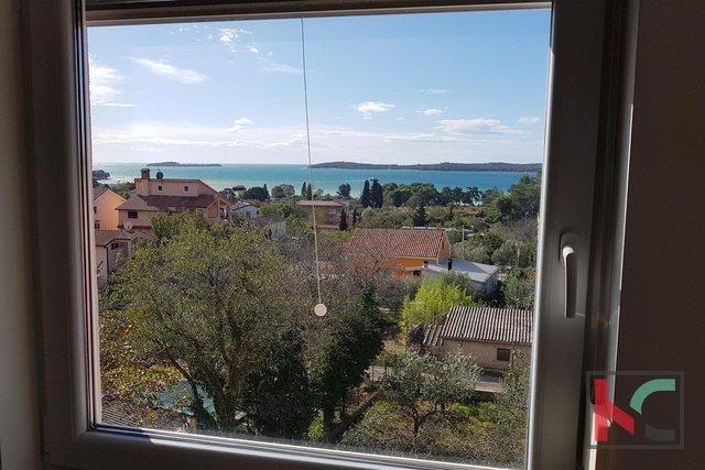 Istra - Fažana, dvoetažni stan 93,23m2 I panoramski pogled na Brijune i more