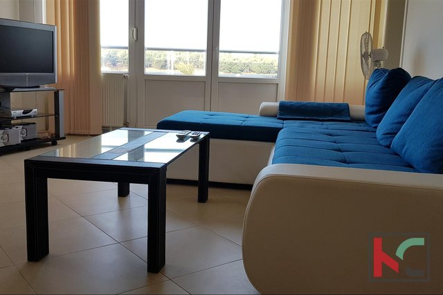Istria, Medulin apartment 75m2 with 20m2 terrace on the promenade overlooking the sea