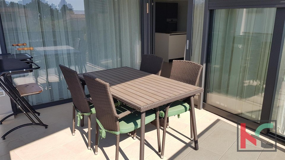 Rovinj, Borik three bedroom apartment 96m2 on the first floor near the beach