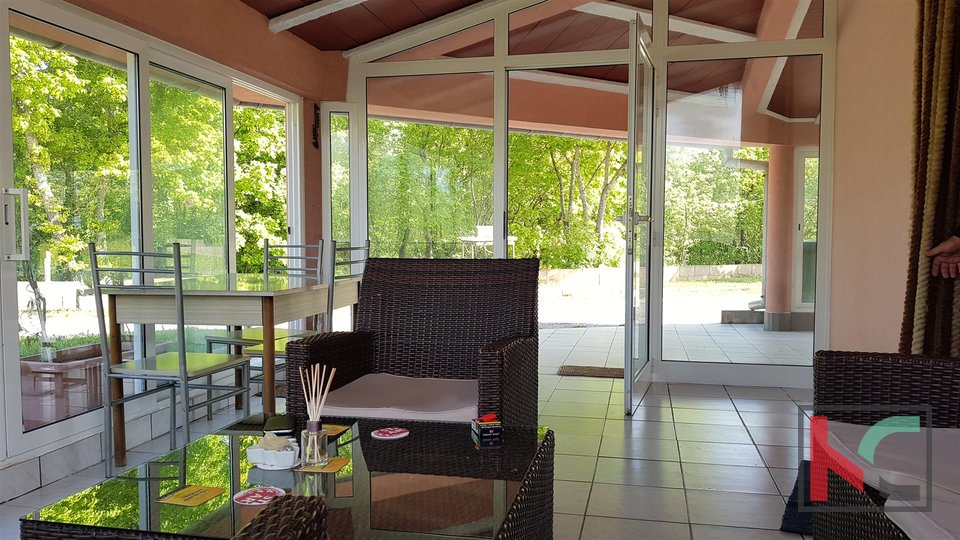 Istrien - Marčana Haus in ruhiger Lage mit 26.288 m2 Garten
