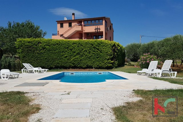 Istria, Galižana attractive house with pool and panoramic view of the islands of Brijuni