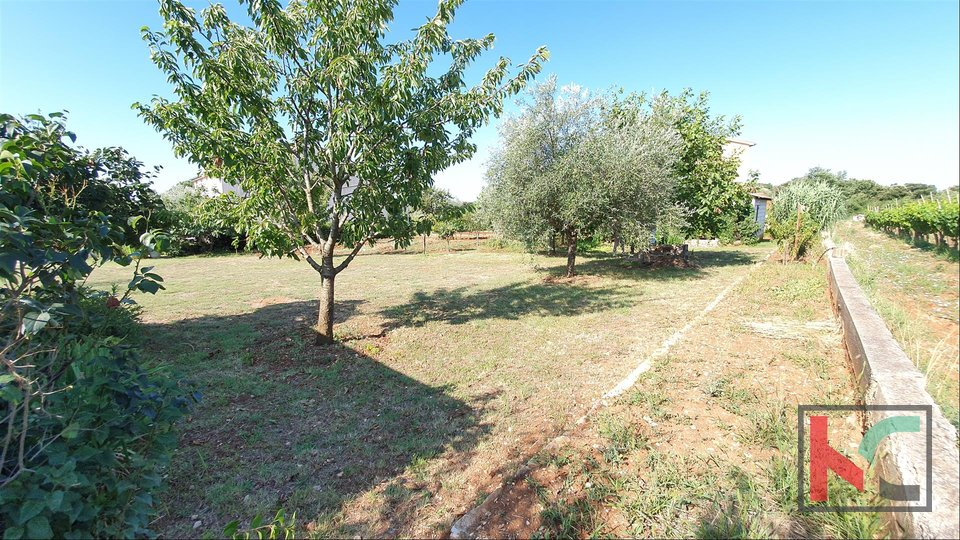 Building plot 1002m2 with a legalized property near the city center
