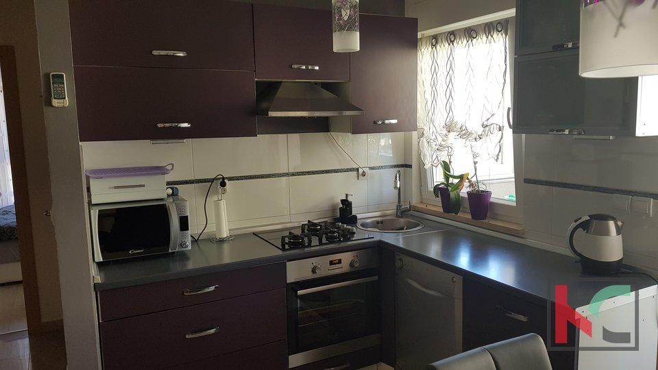 Istra, Medulin trosoban stan 60,78m2 moderno opremljen