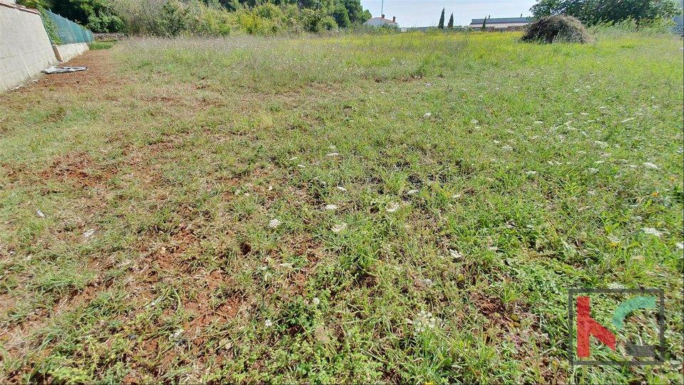 Istra -  Medulin, građevinkso zemljište idelanog formata