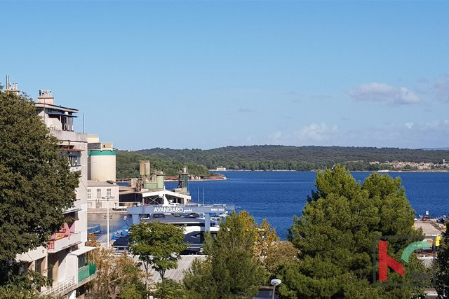 Pula, Stoja, three bedroom apartment 87,07m2 with two balconies and sea view