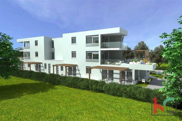 Stinjan, 49m2 luxury building