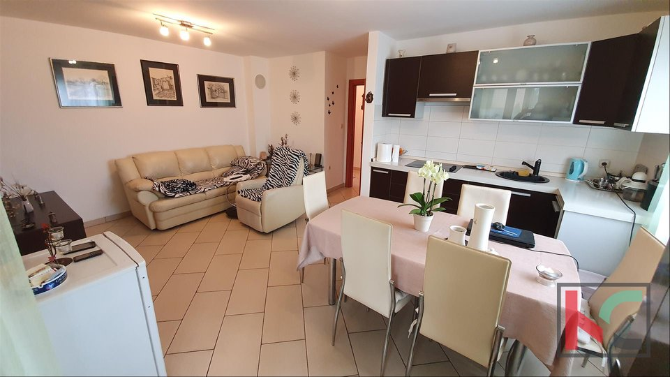 Pula, Veli Vrh two bedroom apartment in a frequent location