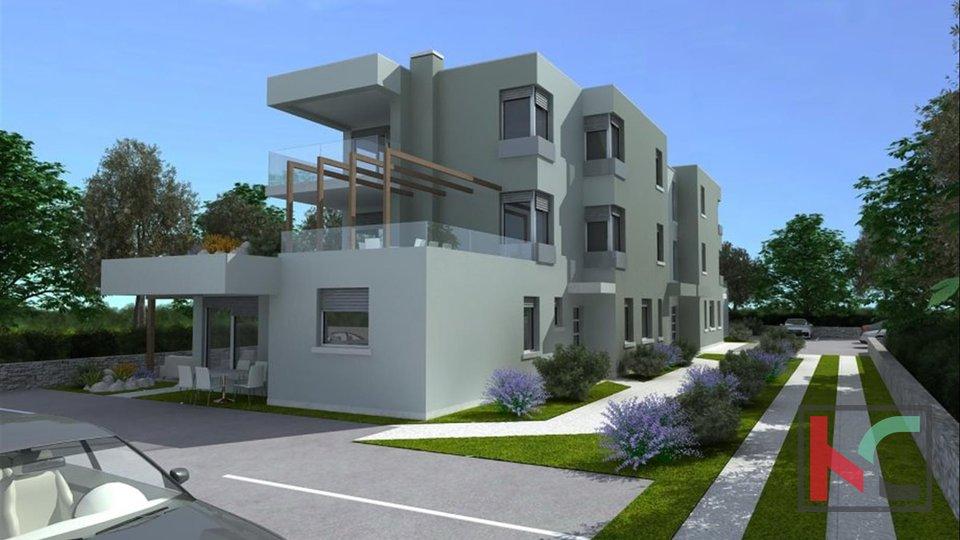 Stinjan, 85m2 luxury building