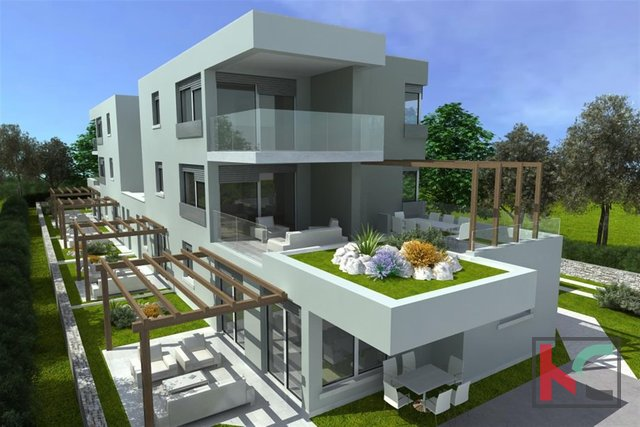 Stinjan, 94m2 luxury luxury building