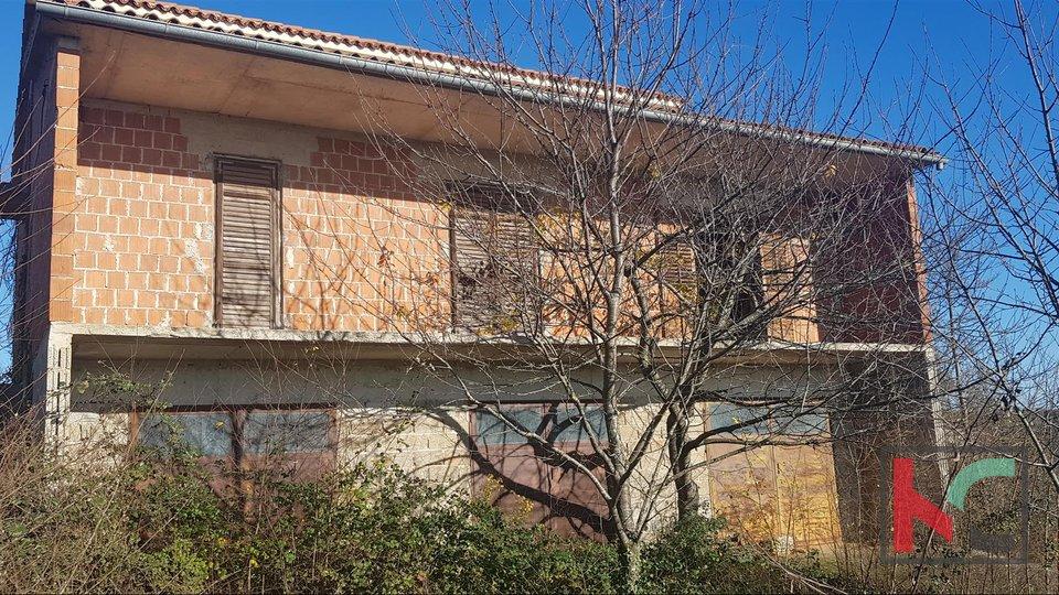 Istra, Loborika, Radeki roh bau house 360m2 with garden of 1467m2