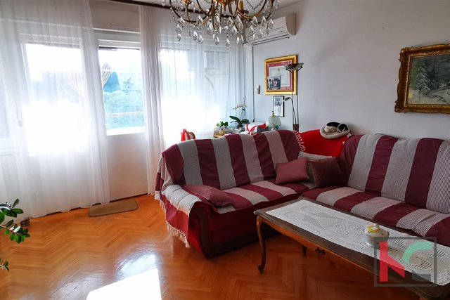 Pula, Veruda apartment 89.61m2, 2 bedrooms, 2 two terraces
