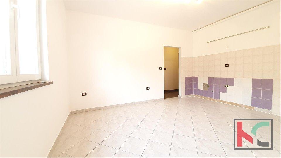 Pula, attraktive 2-Zimmer-Wohnung in neuem Gebäude - tolle Lage