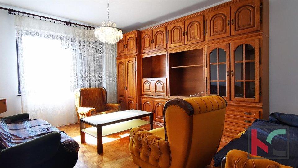 Pula. Šijana, apartment 78,95m2, 2 bedrooms, 2 terraces - functional layout