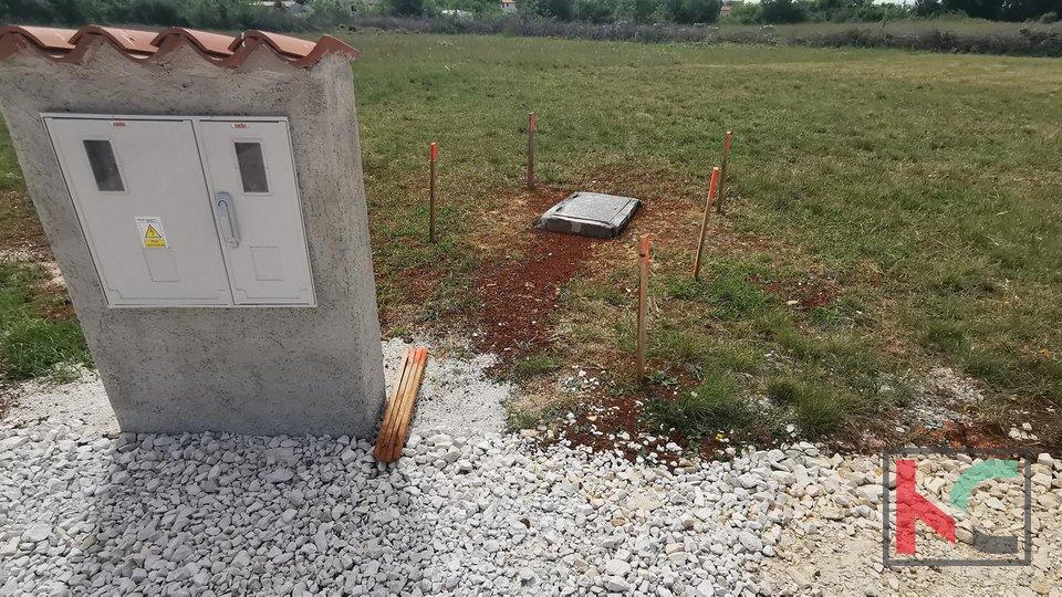 Istria, Loborika, building land 899m2 regular shape
