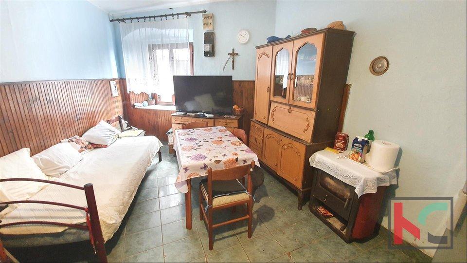 Istra, Vodnjan, kuća 175m2 sa 100m2 okućnice i garažom