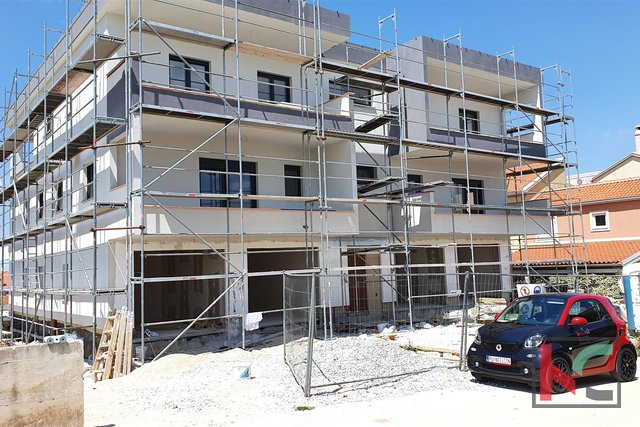Istria - Premantura - Volme, apartment 50m2 in a quality new building on the 1st floor - 2 bedrooms