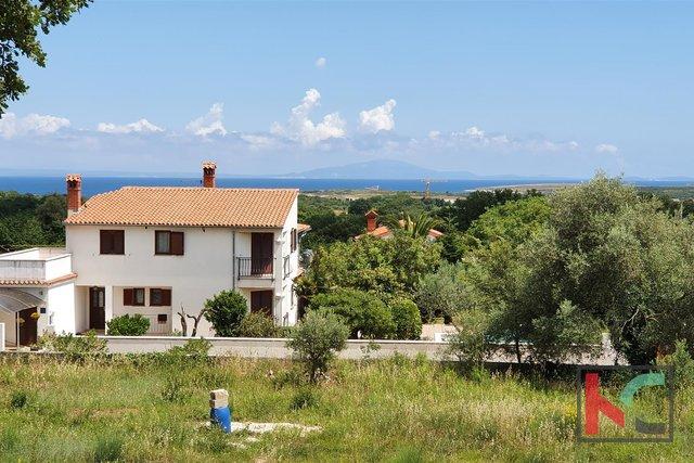 Istra, Ližnjan, apartman 78,14m2 sa pogledom na more