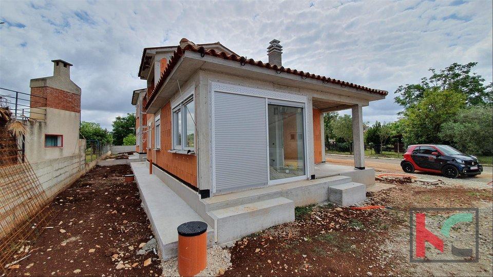 Istrien, Fazana, Haus 128m2 mit 370m2 Garten, hervorragend ausgestattet