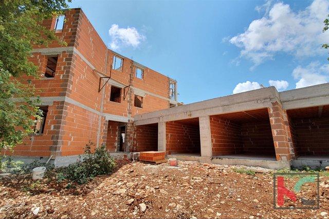 Medulin, stan na prvom katu 62,92m2 u izgradnji