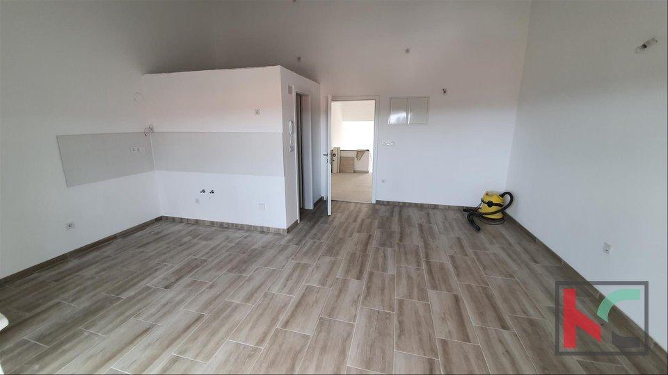 Istria, Peroj-Barbariga, Apartment 50,33 m2 with sea view