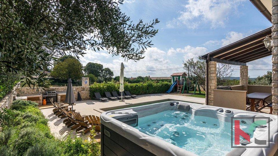 Istrien, Villa 237,40 m2 auf einem Grundstück von 847 m2 mit Pool