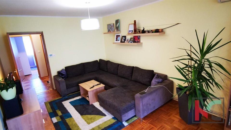 Pula, Šijana, three bedroom apartment 69.92 m2