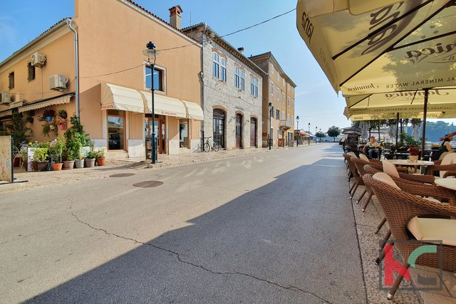 Rovinj - center, attractive cafe with additional apartment and perfect location I 20 m from the sea