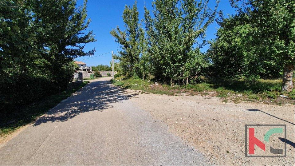 Kanfanar - Umgebung, Bauland 2911m2 und ruhige Lage