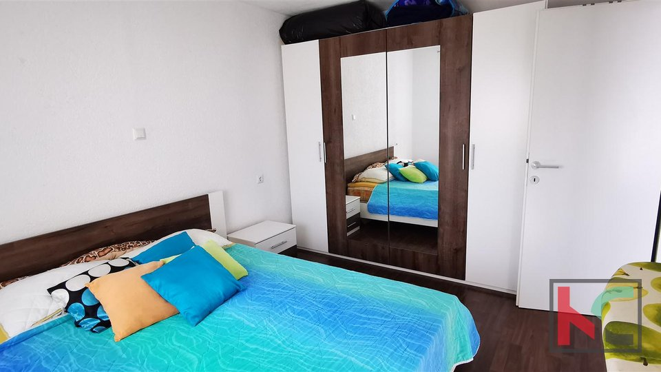 Pula - Vidikovac, renovated and sunny apartment 63.12 m2 with 3 bedrooms