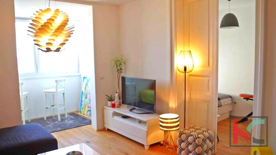 Pula, Veruda - four bedroom apartment fully furnished of 86.30 m2