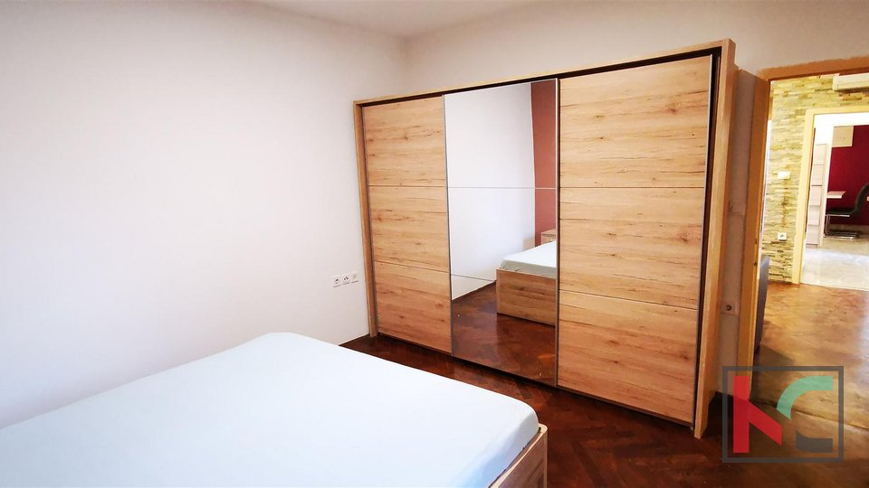 Pula, Veruda, two bedroom apartment 62.95 m2 completely renovated