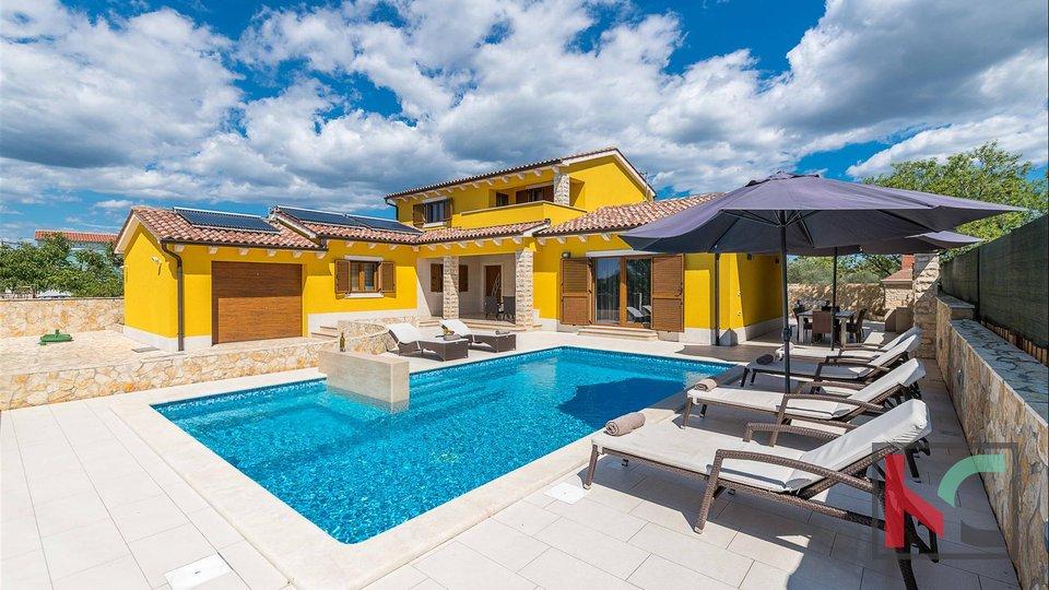 Istra, moderna Vila 280m2 sa bazenom