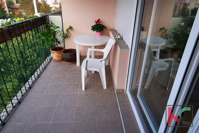 Pula, Veruda, three bedroom apartment 82.25 m2 with two terraces