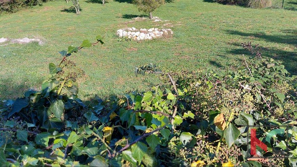 Istra, Medulin, stavba Pomer in kmetijsko zemljišče 2378m2 ob morju