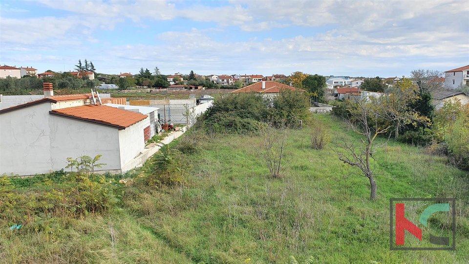 Istrien - Vodnjan, Bauland 1023m2 II Meerblick