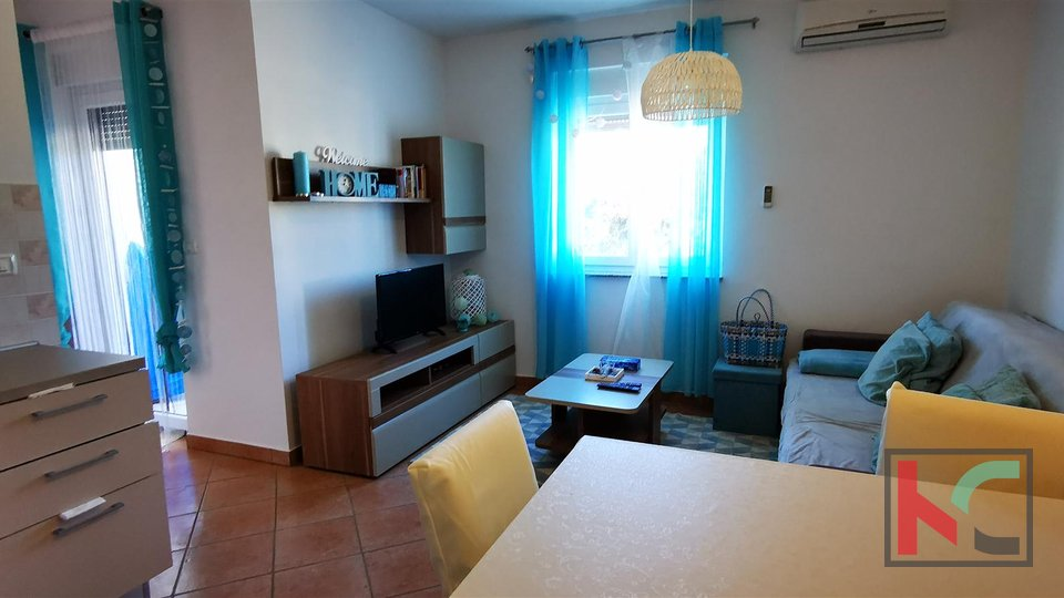 Istria, Peroj, three bedroom apartment in a new building in a quiet location