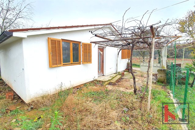 Pula, new house on 1065m2 garden