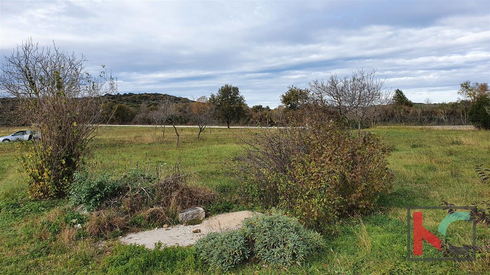 Istria - Bale, agricultural land 10.679m2 II close to the camp - the sea