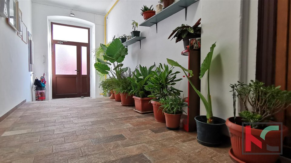 Pula, Veruda, two bedroom apartment 72.88 m2 with garden