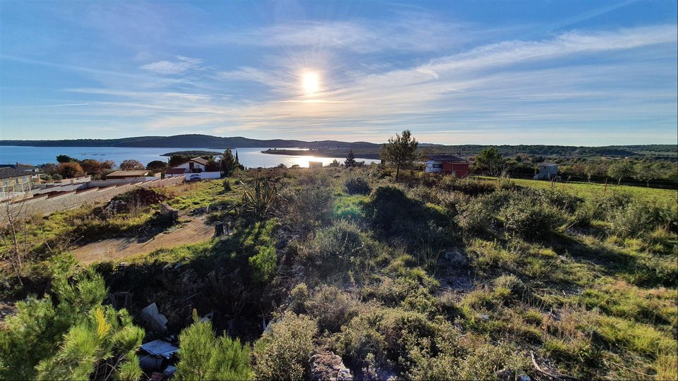 Istria - Medulin, Pomer beautiful building land with panoramic sea views