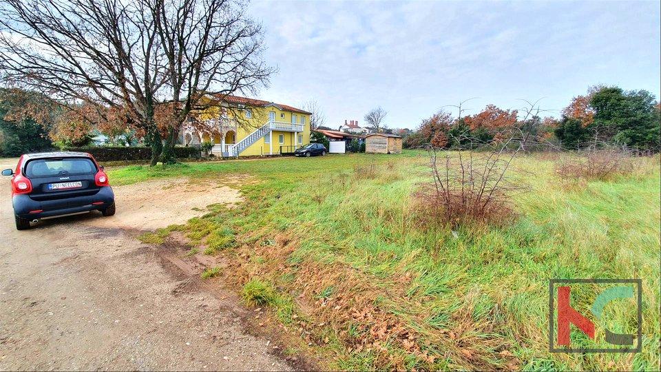 Istrien - Fažana - Štinjan, Grundstück mit gültiger Baugenehmigung