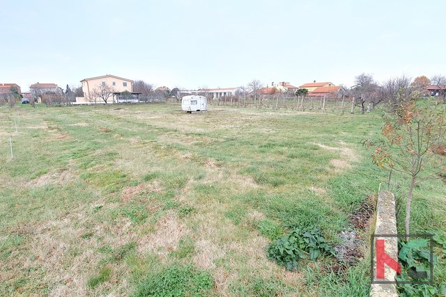 Istria - Valbandon, building land 579m2
