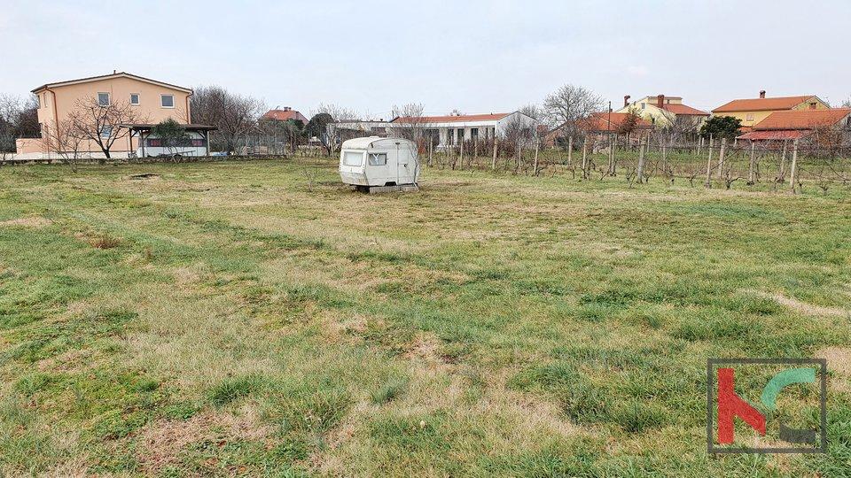 Istria - Valbandon, building land 579m2