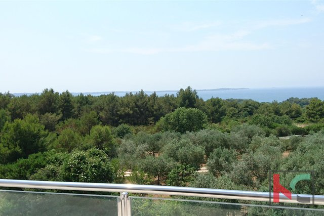 Istria - Peroj, comfortable apartment 109.51 m2 with panoramic views
