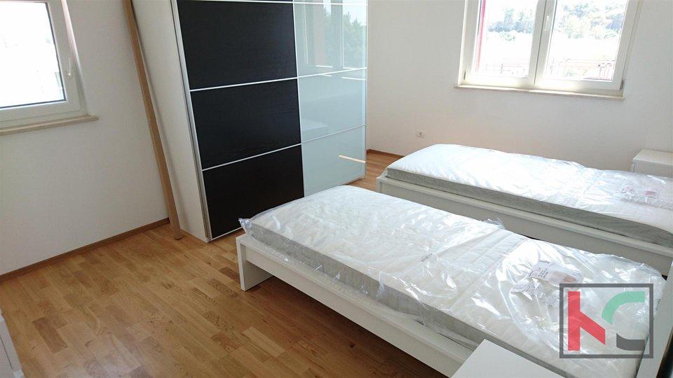 Istrien - Peroj, komfortable Wohnung 109,51 m2 mit Panoramablick