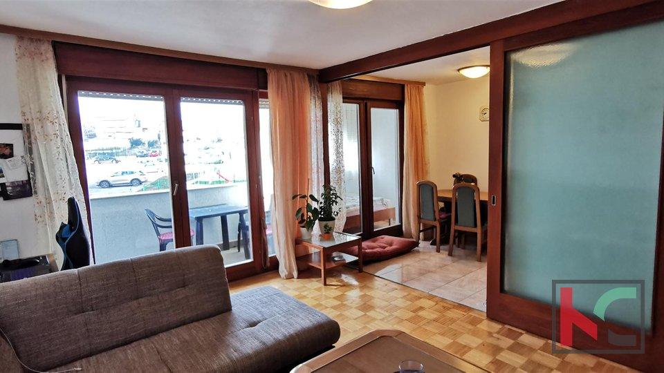 Pula, Monvidal, interessante Wohnung 48,05 m2