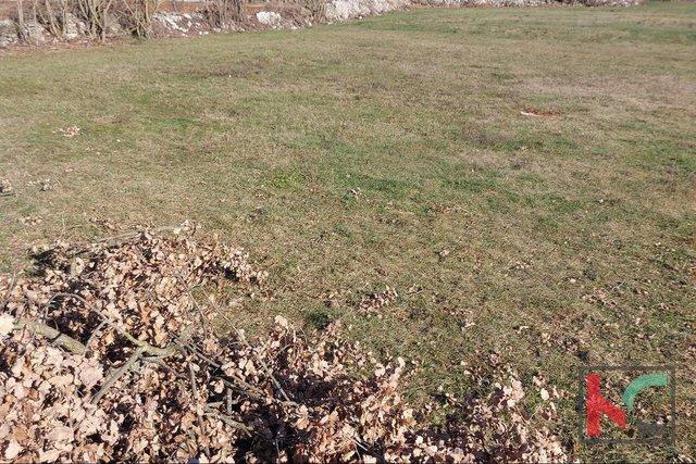 Istra, Kanfanar građevinsko zemljište 916m2 i više raznih veličina