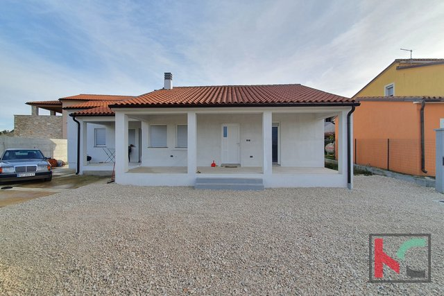 Istria - Vodnjan, attractive house in a new building